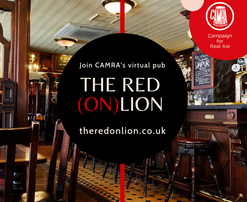 The Red (On)Lion
