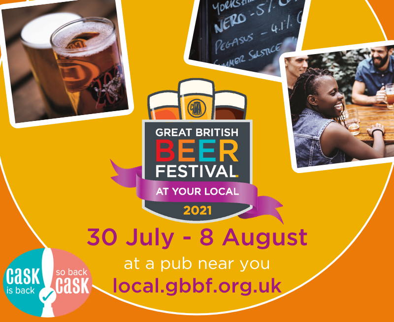GBBF at your local